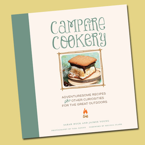 campfire cookery book cover