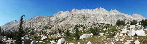 Sawtooth Panorama