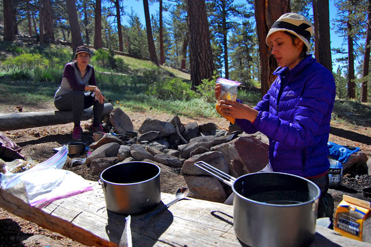 backcountry-eggs-making